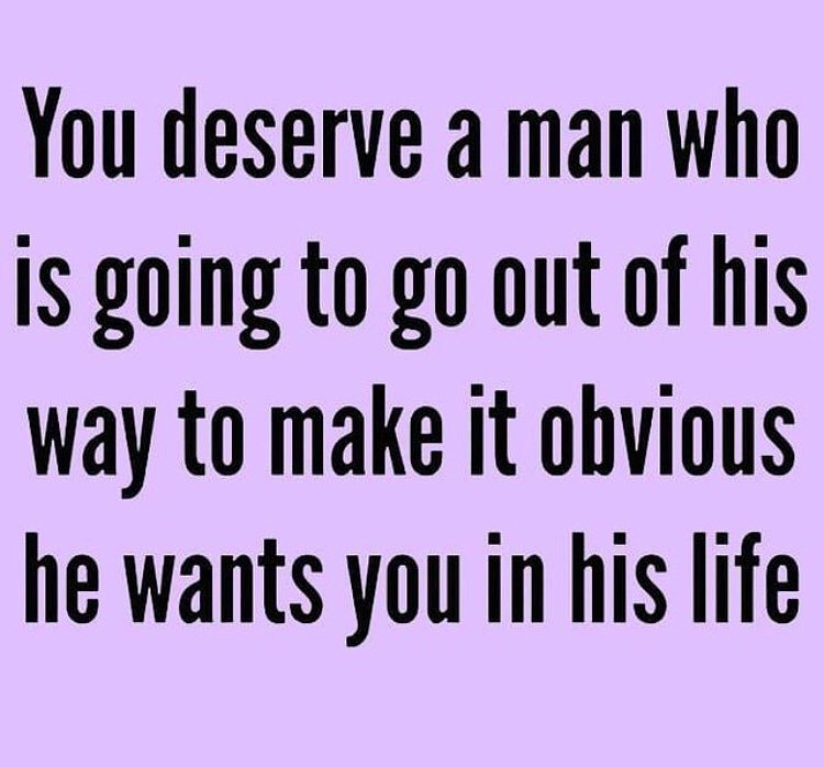 You deserve a man who....  #narclife #actionsspeaklouder #narcissisticabuse #narcissisticabuserecovery #narcissisticabusesurvivor #narcissisticabuseawareness #narcissist #narcawareness #narcopath #sociopath #sociopaths #sociopathawareness pic.twitter.com/DOBBZA04MP