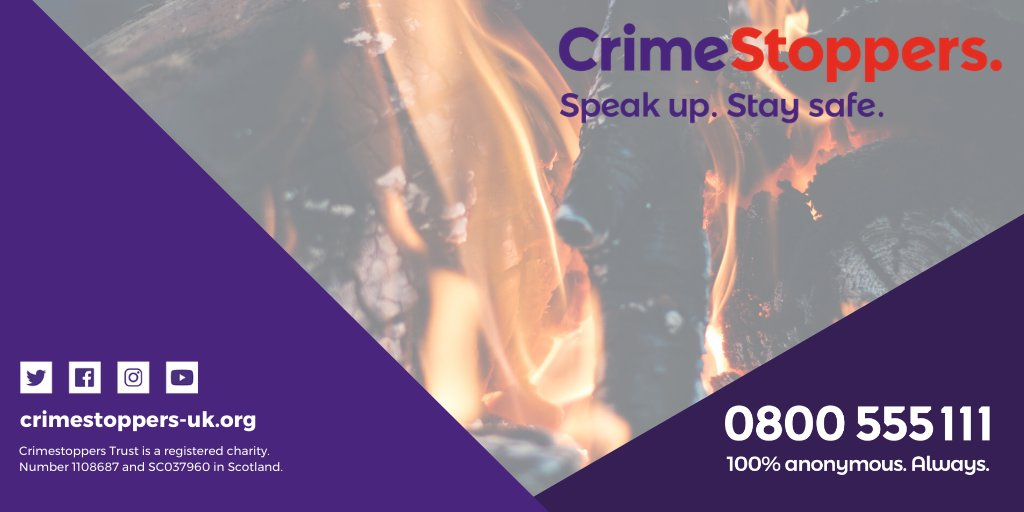 Looking forward to a bonfire and some fireworks this weekend? We have a blog post filled with tips on how you can stay safe. - you can read it here: bit.ly/2BK9poA
