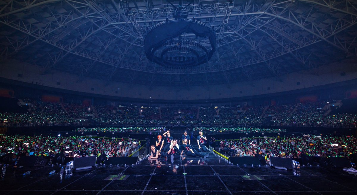 GOT7 Keep Spinning World Tour in 2019 is finished!  17 arenas 12 countries 5 months  To be continued in 2.15.2020   #GOT7KEEPSPINNING  #GOT7WORLDTOUR  #GOT7 @GOT7Official<br>http://pic.twitter.com/XCBMCsiiYK