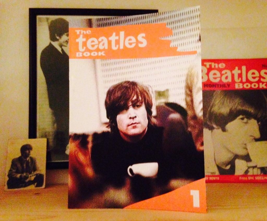 The Beatles Polska: Ukazał się pierwszy numer magazynu The Teatles Book