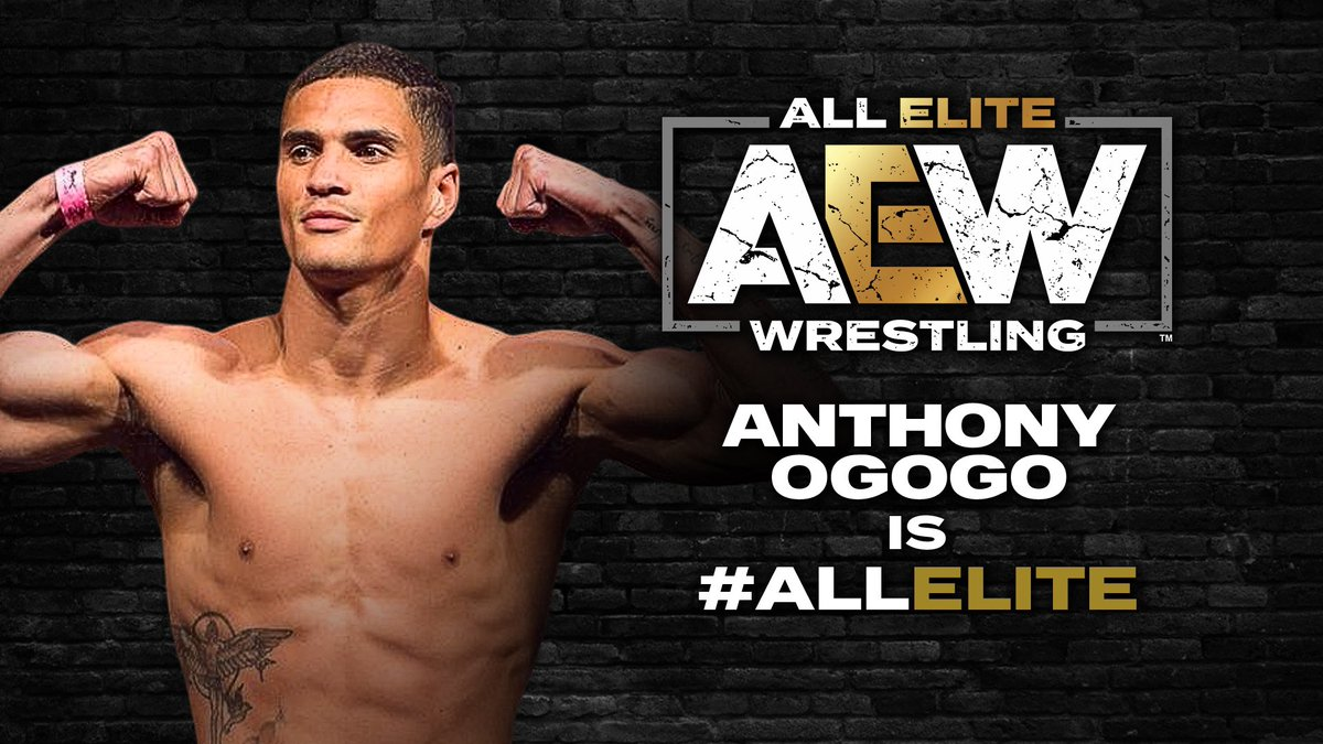 Cody Rhodes Says Anthony Ogogo Will Be AEW's First Developmental Project As A Company