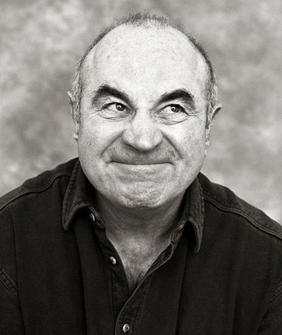 Happy Birthday & RIP Bob Hoskins (1924-2014).