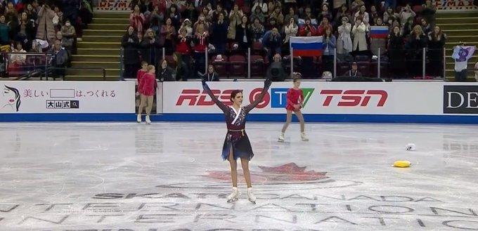GP - 2 этап. Skate Canada International Kelowna, BC / CAN October 25-27, 2019 - Страница 25 EH1rbuWX4AAitxy?format=jpg&name=small