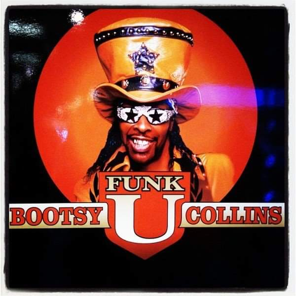 Happy birthday Bootsy Collins.
