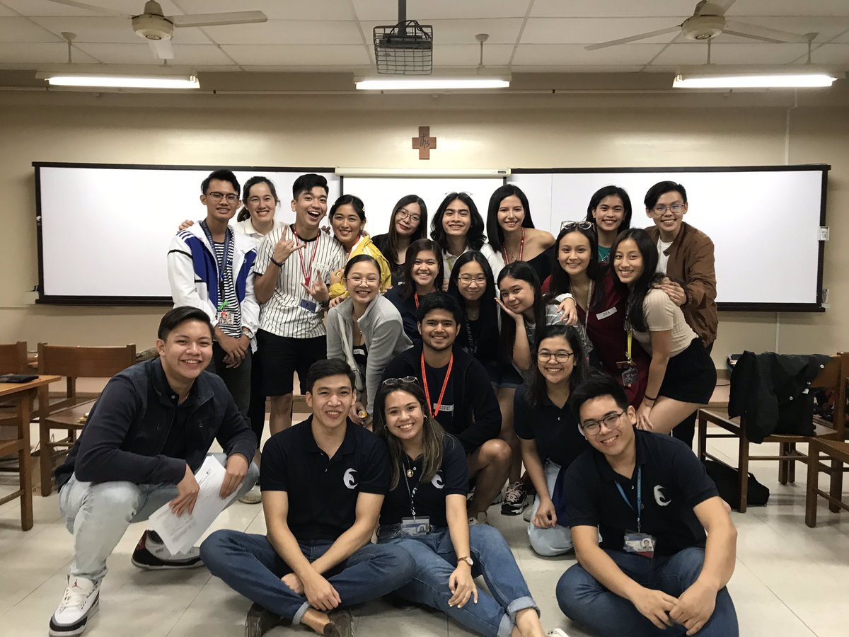 Formsem 2019 ✨   Thank you @AteneoCODE! https://t.co/BVjhuA5bnM