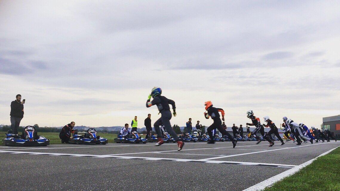 ¡Quedan 500 kilómetros de carrera por delante! Sigue los tiempos en directo en mycfa.tk #mycfa500