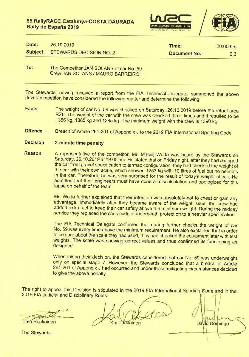 WRC: 55º RallyRACC Catalunya - Costa Daurada - Rally de España [24-27 Octubre] - Página 11 EH3oOLnXUAAHMqI