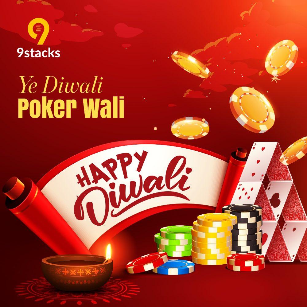 9stacks On Twitter Wish You All A Very Happy Diwali Happydiwali Festivaloflights Diwali Festival Yediwalipokerwali Pokeronline 9stackspoker Whereindiaplayspoker Https T Co U7v0mw6gaa