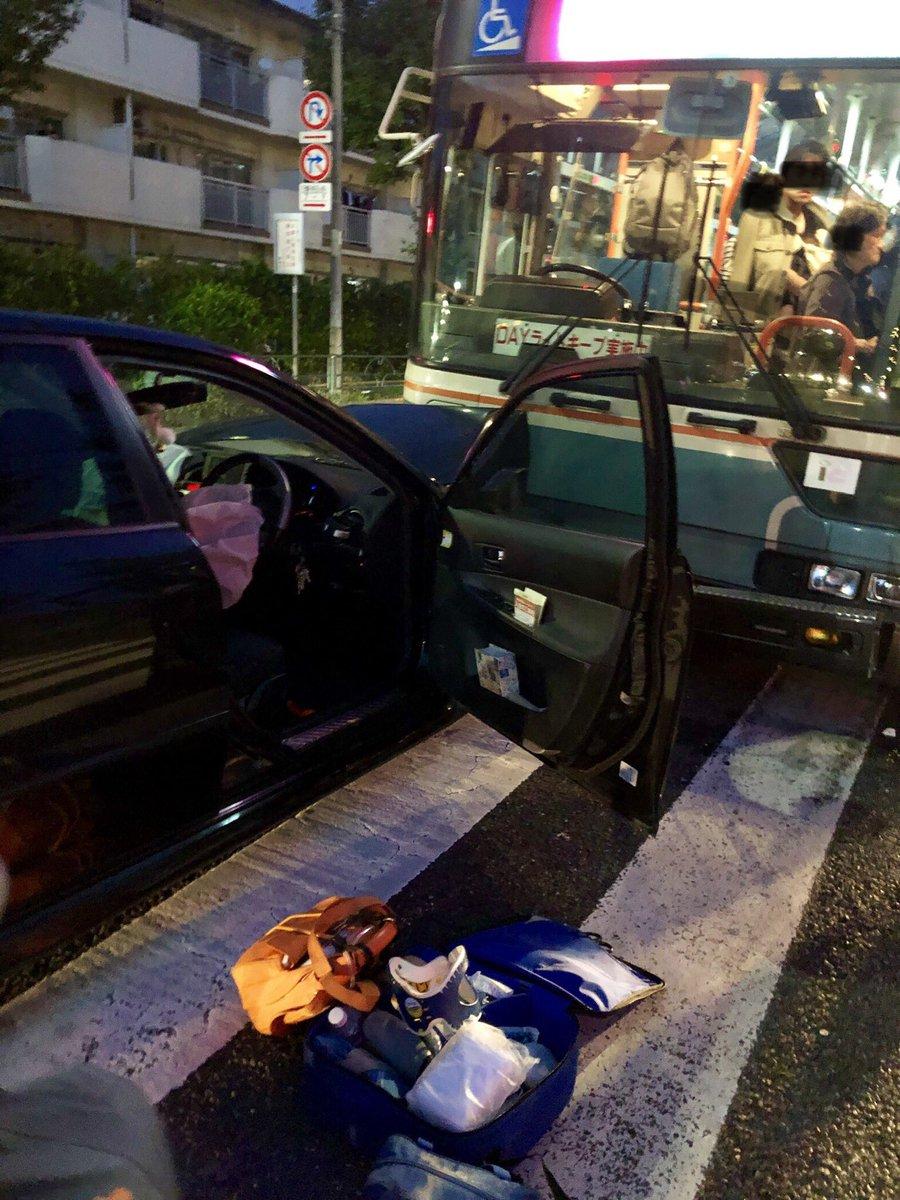 街道 事故 青梅