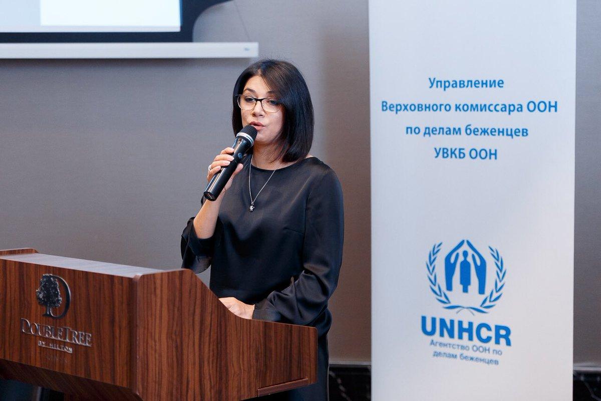 "UNHCR Belarus on Twitter: ""«Наша задача сделать #Беларусь ..."