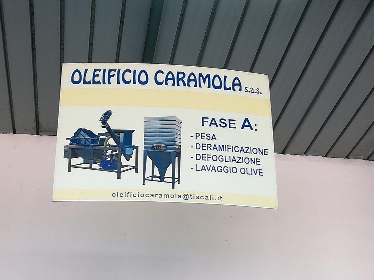 """Visita """"Oleificio Caramola"""". #Rotondella @CittaOli..."""