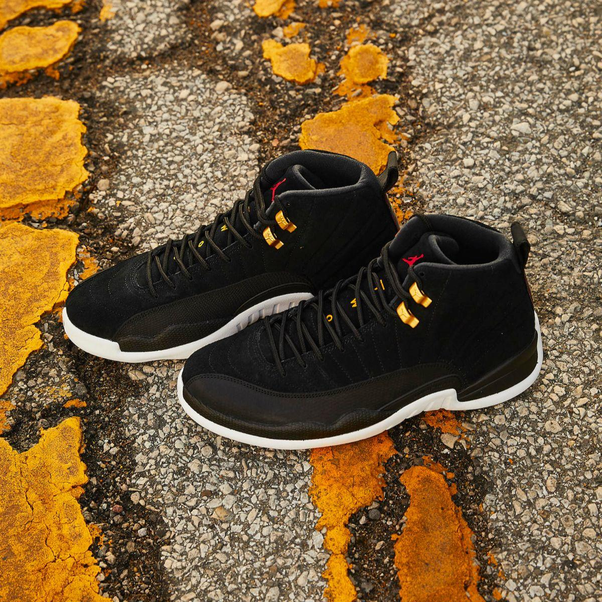 Finish Line On Twitter An Homage To A Classic The Air Jordan 12 Retro Black White Drops On Halloween Launch Details Https T Co Ax78nu08bn Https T Co Vak2mpdtgf