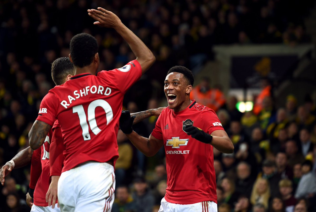 Video: Norwich City vs Manchester United Highlights