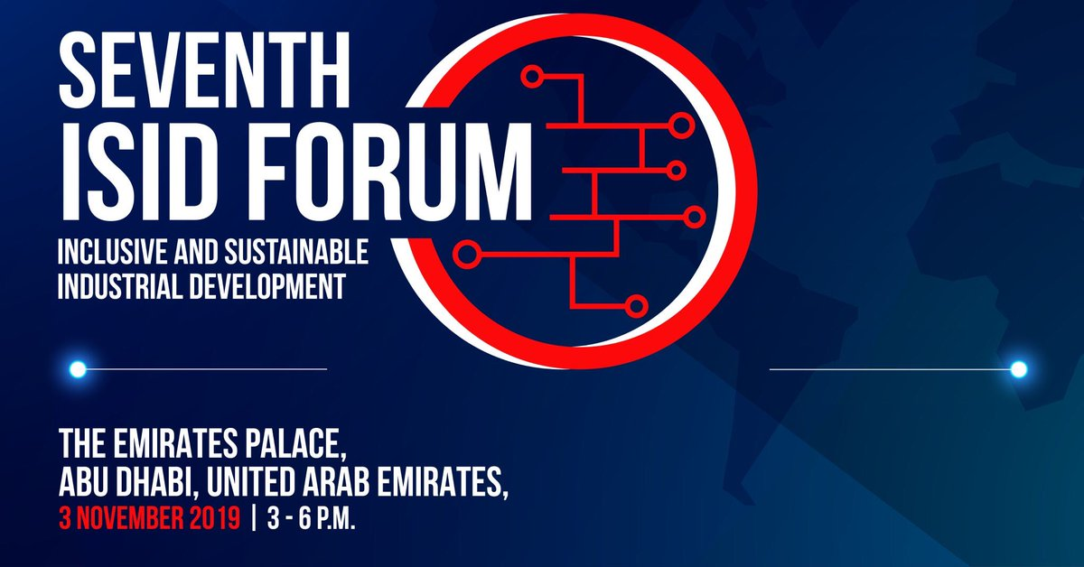 How can innovative #partnerships support the achievement of #Agenda2030, in particular #SDG 9 on industry, infrastructure and innovation? We will find out already in 1️⃣ week at our #ISIDForum7! For more info: bit.ly/2k7jiaO