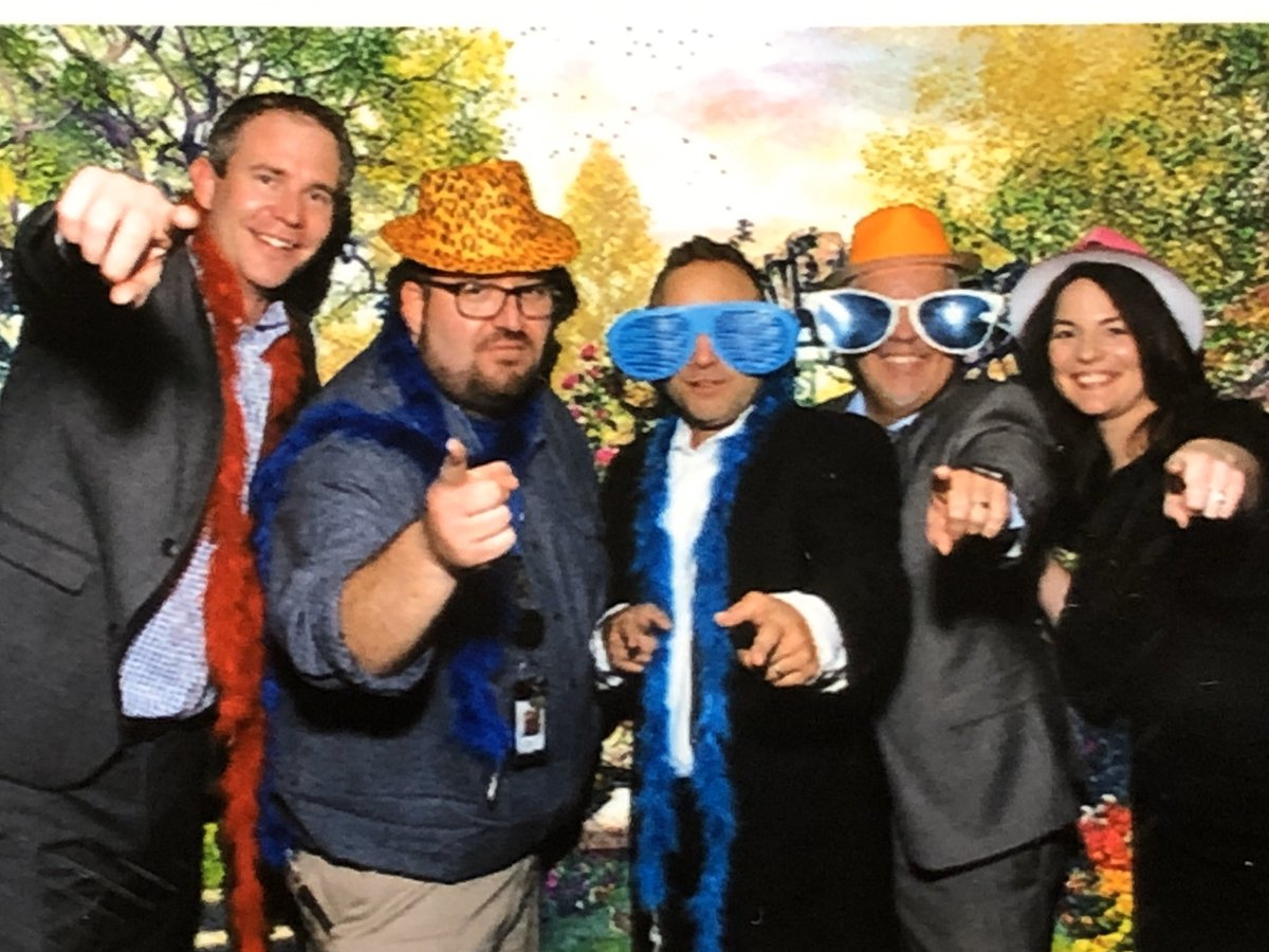 QCHS, your admin team saw you out there on the dance floor last night. Awesome homecoming dance!