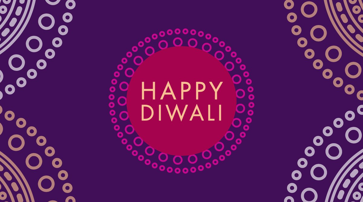 Happy Diwali to those who are celebrating!
