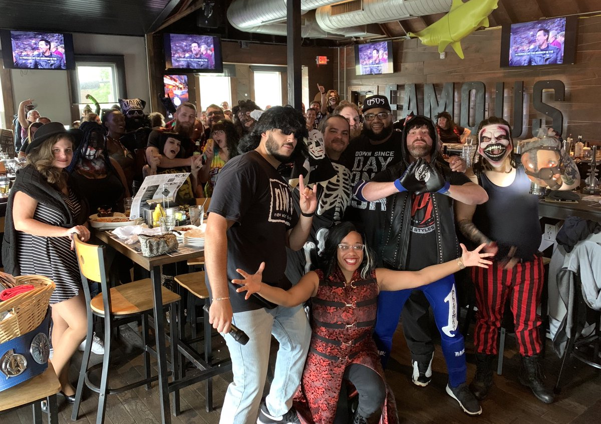 HUGE thanks to all the great wrestling fans who joined us for Halloween Havoc Wrestling Trivia, benefiting @ConnorsCure!