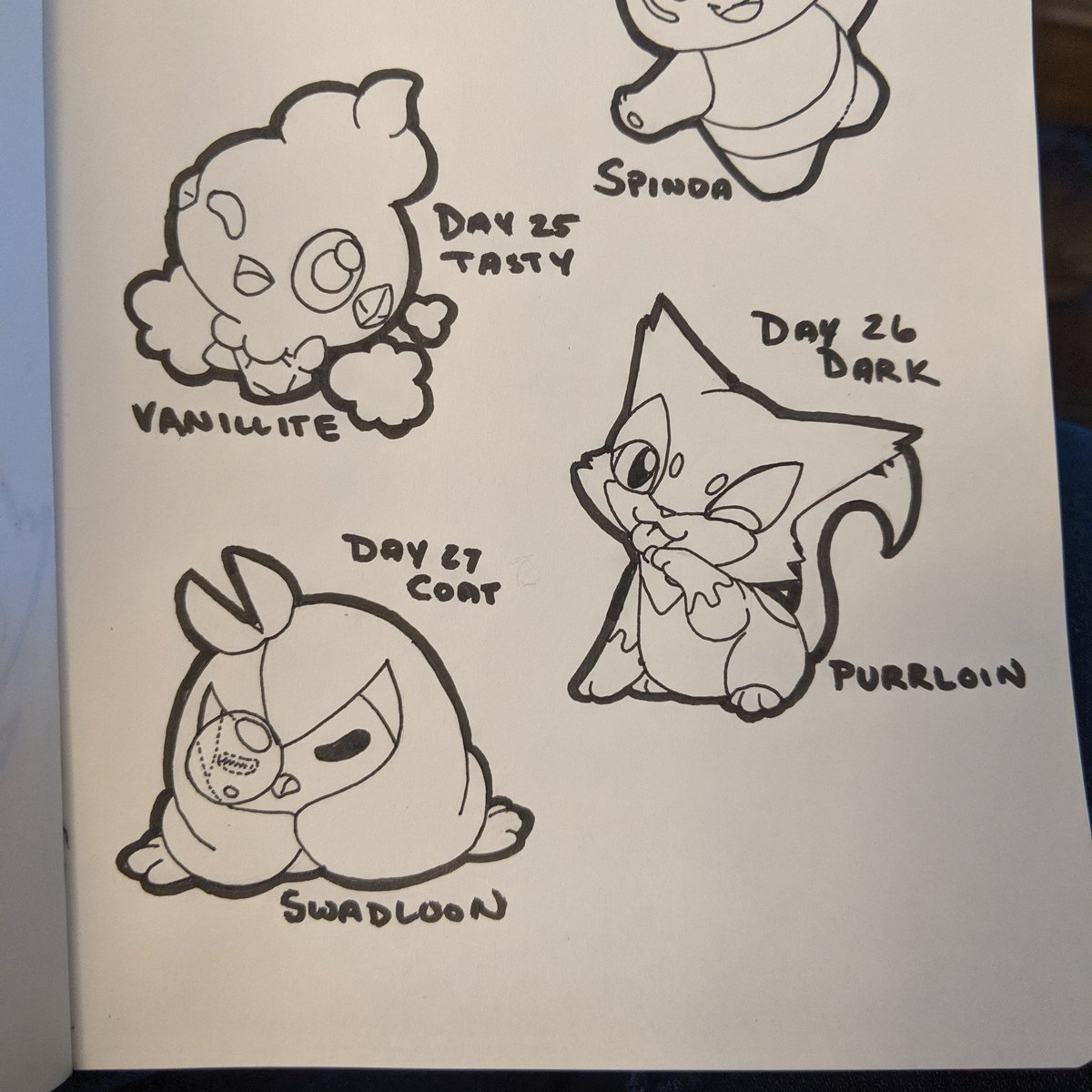 Quick Pokemon Black And White Coloring Pages | Drilbur - Scrafty | 1200x1200