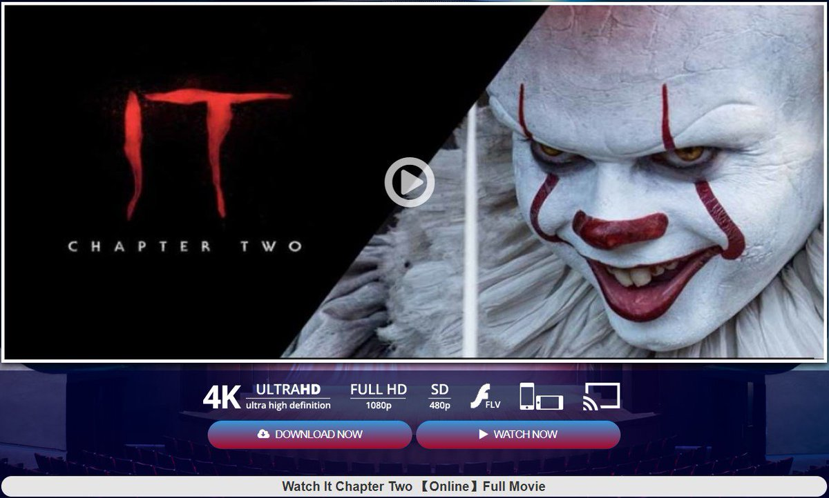 Primewire it chapter two 720p dvdrip full movie download