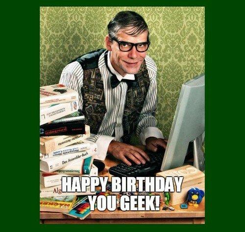 Today it s the birthday of Bill Gates. Happy birthday Bill!