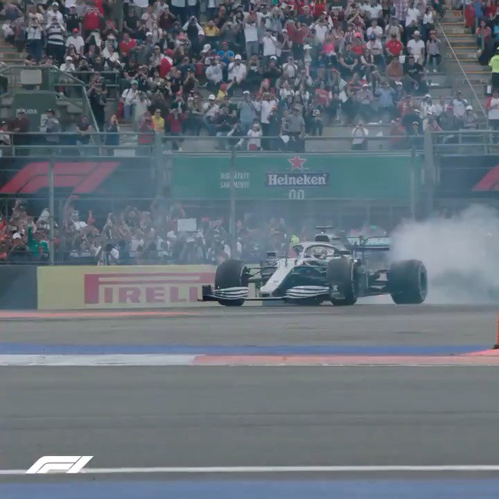 Don't listen to the nay-sayers...  Donuts ARE an acceptable breakfast 🍩🍩🍩  #MexicoGP 🇲🇽 #MondayMotivation