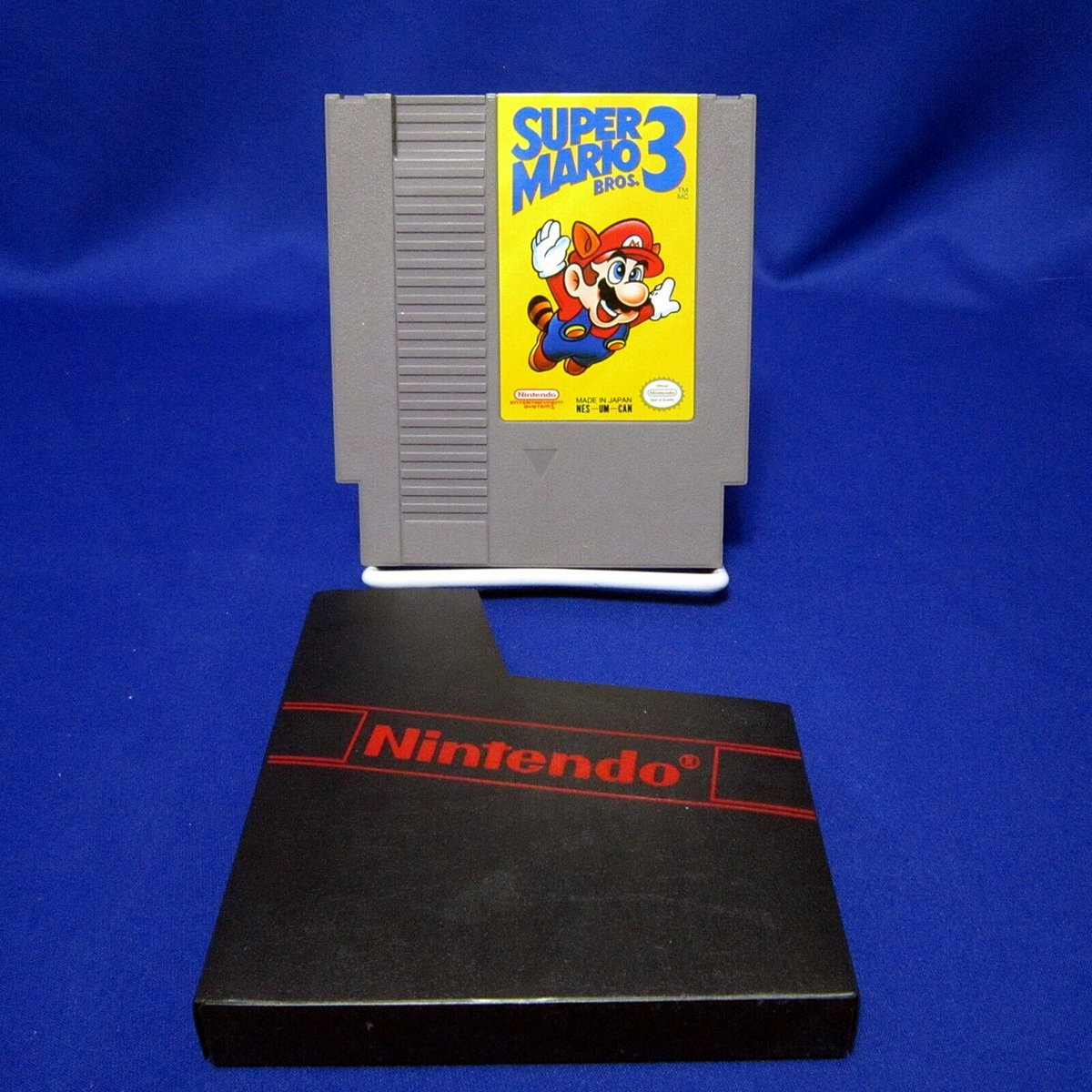 Thrifty Girl On Twitter Nes Super Mario Bros 3 Cartridge Only