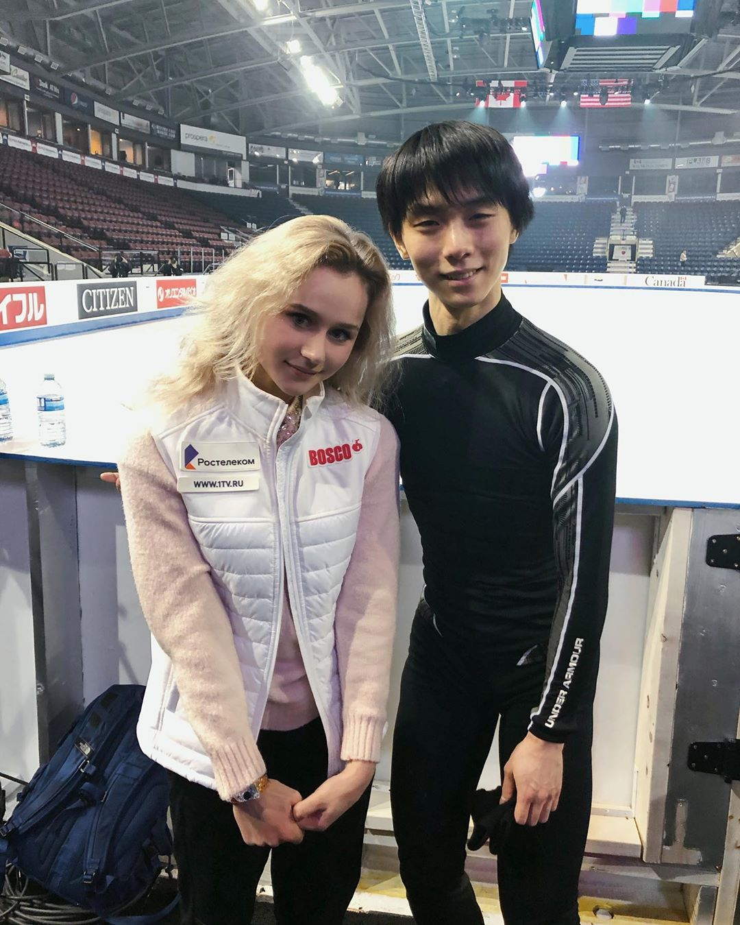 GP - 2 этап. Skate Canada International Kelowna, BC / CAN October 25-27, 2019 - Страница 28 EH6h9LtU4AATIN0?format=jpg&name=large