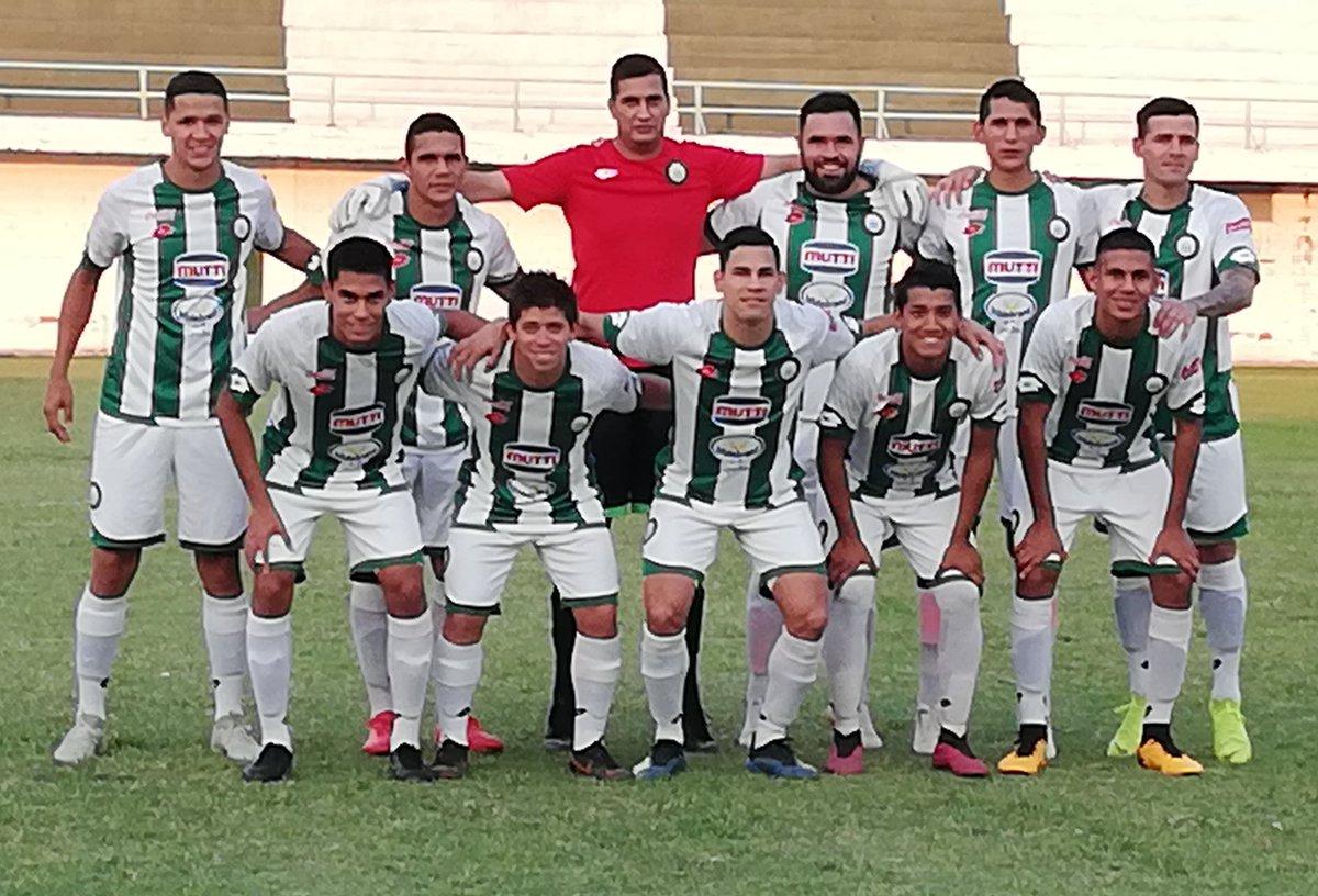 En marcha el partido en la #Arboleda ante el Deportivo Caaguazú. #VAMOSXTODORÑ