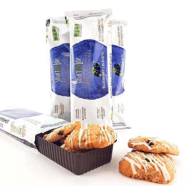 We have united Maine's finest organic blueberries and Doctor's Protein Blend™ of milk, egg, and organic whey to create nutritious, healthy blueberry cookies.  Shop - https://t.co/z3TeFtJSwY https://t.co/SZLkhs6FHV