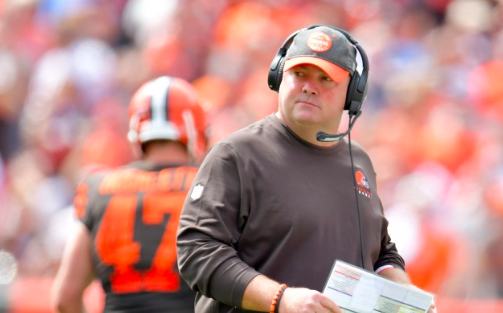 Replying to @CLEsportsTalk: #Retweet if you FIRE Freddie Kitchens tonight! #Like if you give him more of a chance!