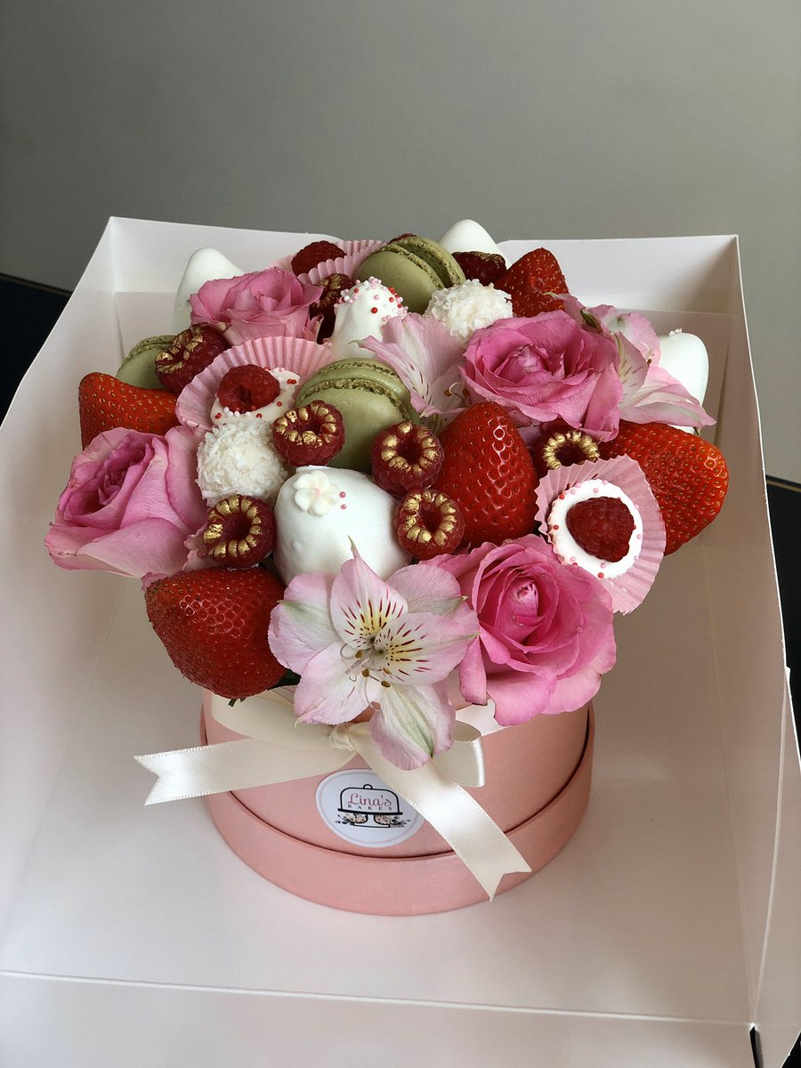 Lina On Twitter Chocolate Strawberry Bouquet I Got You