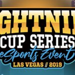 Image for the Tweet beginning: The Lightning Cup is 24