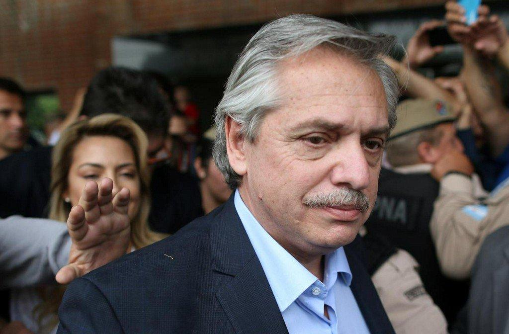 ALBERTO FERNANDEZ ES EL NUEVO PRESIDENTE DE LOS ARGENTINOS