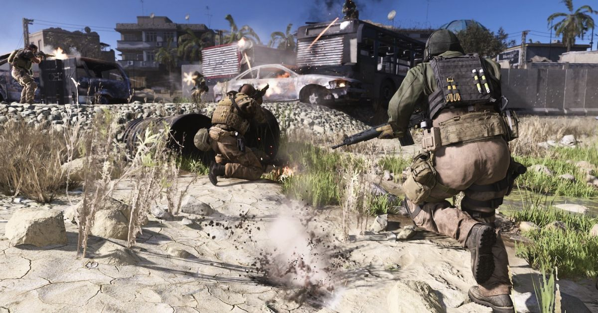 'Call of Duty: Modern Warfare' devs will fix frequent Xbox One X crashes
