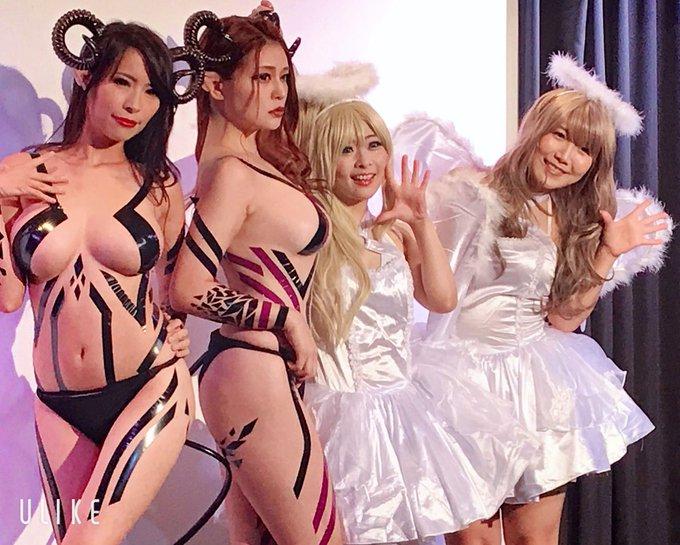 AV女優橘メアリーのTwitter自撮りエロ画像26