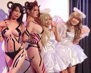 AV女優橘メアリーのTwitter自撮りエロ画像4