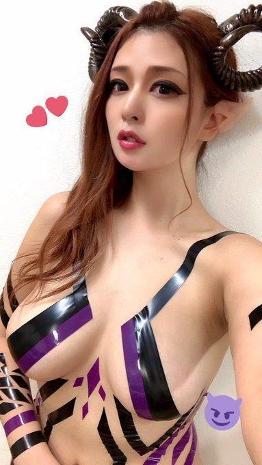AV女優橘メアリーのTwitter自撮りエロ画像27