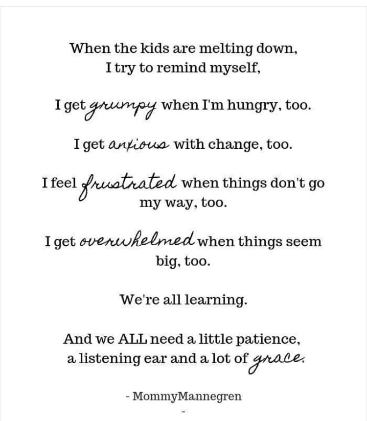 I ❤️ this so much!! As adults, we're allowed to feel and express our feelings & children should be able to as well!! #feelthefeels #homevisiting #kckpsparentsasteachers