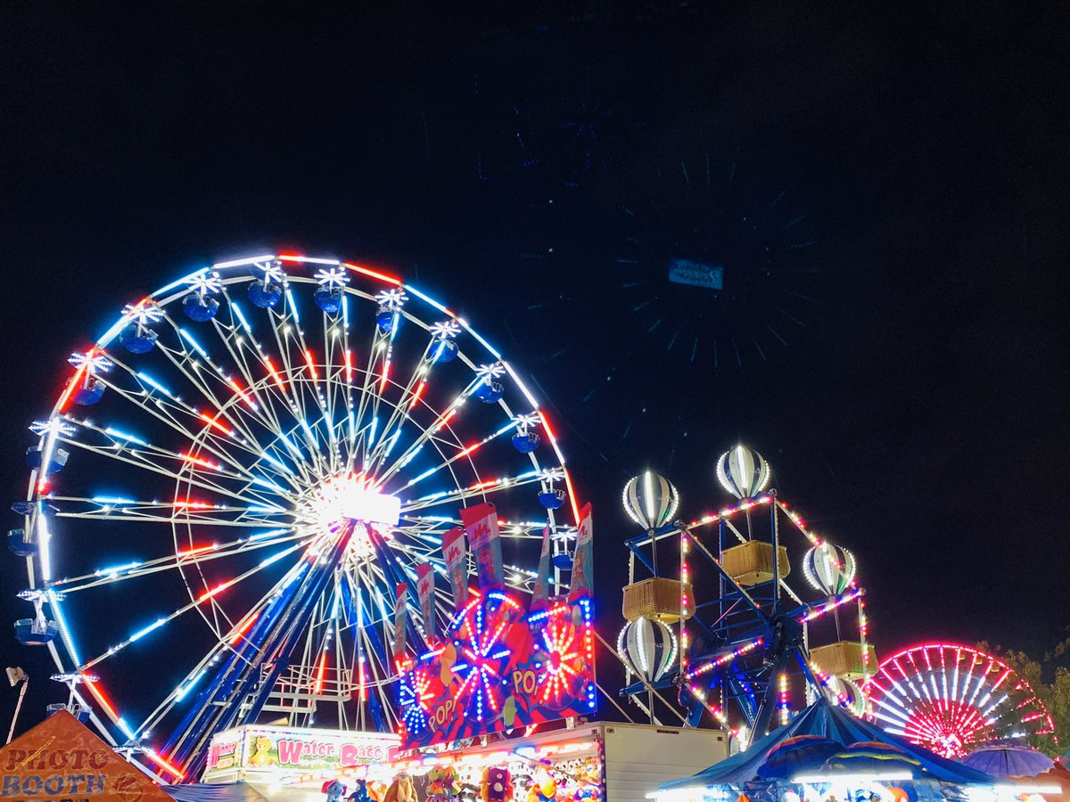 Nc State Fair 2020 Schedule.N C State Fair On Twitter The Sun Has Set On Another