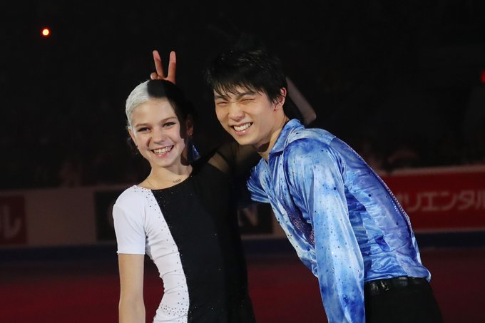 GP - 2 этап. Skate Canada International Kelowna, BC / CAN October 25-27, 2019 - Страница 28 EH7wXihU8AE9uL-?format=jpg&name=small