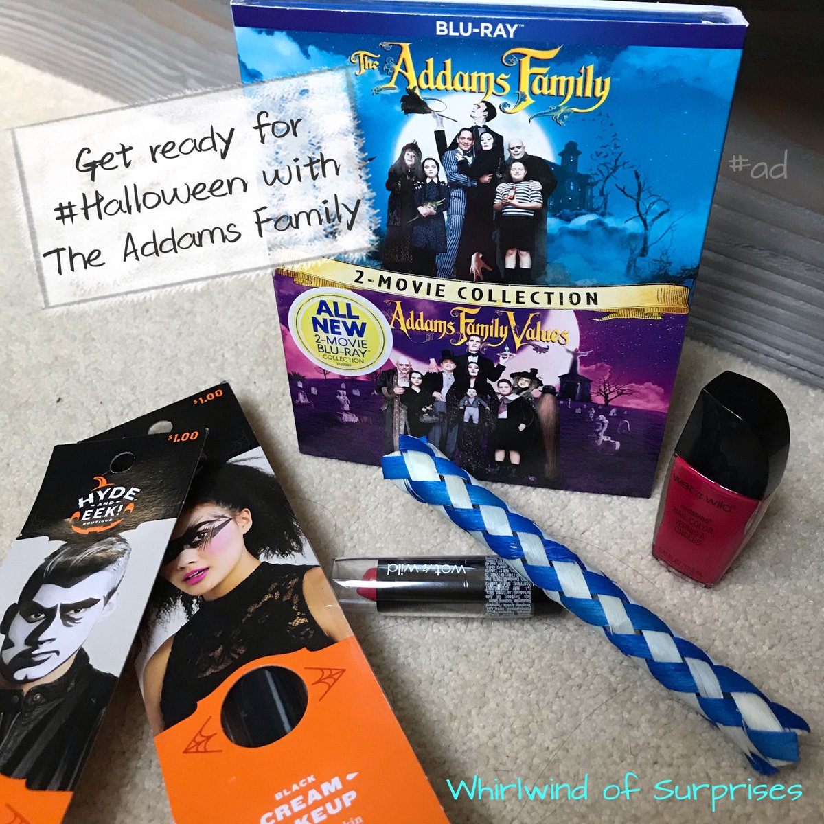 Addams Family Halloween Tips