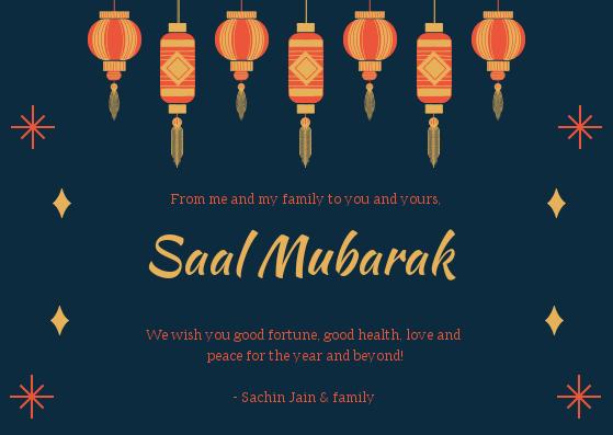 Happy New Year And Saal Mubarak 102