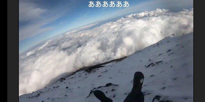 富士山滑落で死亡した人の名前は塩原徹さん(47) 40歳ではなかっ