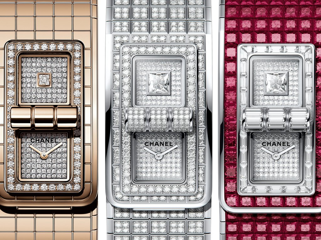 #obsessionoftheday @CHANEL #CodeCoco: Exceptional #BaselWorld2019 Timepieces  Please RT! #newontheblog