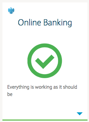 Dear @Barclays Your left hand has no clue about your right one. It looks like your winding the clocks back operation took much longer than you thought. Perhaps, next time instead of manually winding them, use the TIMEZONE feature correctly. https://t.co/C5ZDRcpHTe