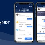 Image for the Tweet beginning: Try out MyMDT Data Wallet