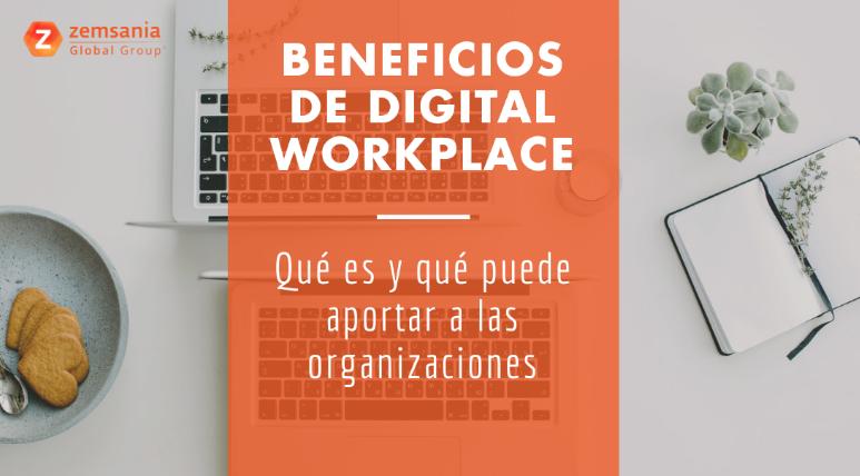 """¿Has oído hablar del #DigitalWorkplace? Esta """"oficina extendida"""" se refiere al entorno de trabajo que integra diferentes herramientas digitales. Descubre todo lo que puede aportar a tu organización en este artículo 👉 https://t.co/xwmM3wqOmp ¡No te lo pierdas! https://t.co/SLedZdjSwu"""