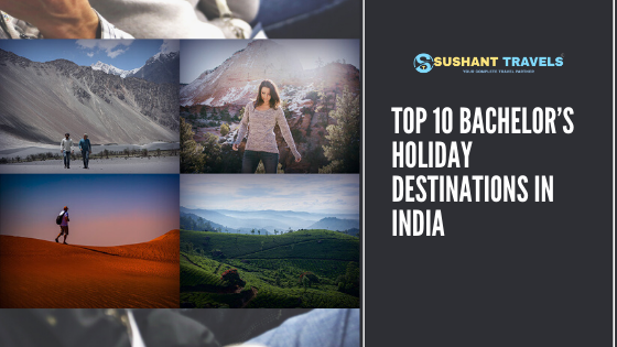 Top 10 bachelor's holiday destinations in India. To Be Continued   https:// bit.ly/2Jqq44S      #tour #holidays #tourdestination #india #bechelor #tourandtravels #tourpackages #tourism #wourldtour #sushanttravels #touragency #vacationstrip #solotrip<br>http://pic.twitter.com/h8jdCAzFO2