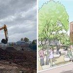 Image for the Tweet beginning: This week we've seen groundworks