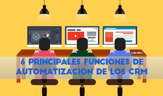 6 principales funciones de automatización de los mejores CRM. Mira:https://www.e-global.es/crm/6-principales-funciones-de-automatizacion-de-los-mejores-crm.html…#CRM #automatizacion #leads #MarketingAutomation #marketing